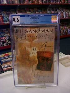 SANDMAN #19 Error Edition (DC Comics, 1990) CGC Graded 9.6! ~ Neil gaiman