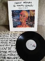 """RADIO FUTURA EL TONTO SIMON MAXI LP VINILO VINYL 12"""" SPAIN ED VG/VG ARIOLA 1985"""