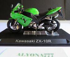 1/24 Ixo Kawasaki Ninja ZX-10R Bike Motorcycle 1:24 Altaya / IXO *NEW*