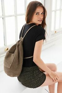 New Urban Outfitters Moria Crochet Backpack MSRP: $69