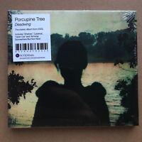 """Porcupine Tree """"Deadwing"""" CD 2018 Sealed [Steven Wilson Blackfield Bone Hand]"""