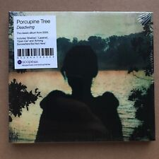 "Porcupine Tree ""Deadwing"" CD 2018 Sealed [Steven Wilson Blackfield Bone Hand]"