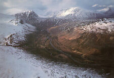 OLD POSTCARD - SCOTLAND - S151 Glen Dee and The Lairig Ghru - Colin Baxter