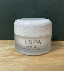 🌟 NEW ESPA Overnight Hydration Therapy Intensive Treatment Mask 15ml -Travel 🌟