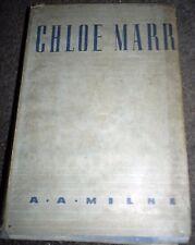 Milne, A A; Chloe Marr. Methuen 1946 Good Condition Hardback
