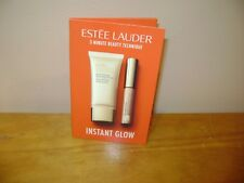 Estee Lauder 3 Minute Beauty Tech Instant Glow Primer + Concealer - New in Card
