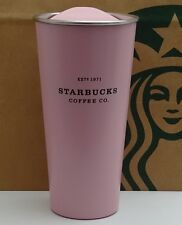 Starbucks Tumbler Thermobecher Edelstahlbecher To Go Pink rosa 16oz NEU