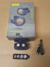 Jabra Elite Active 65t Alexa Enabled True Wireless Sports Earbuds - Copper Blue.