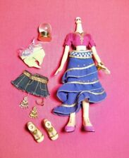 Muñeca Bratz GENIE MAGIC Cloe Bratz Muñeca Cuerpo mágica, zapatos, ropa, bola de cristal