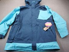 UNDER ARMOUR ColdGear Infrared Mens Blue Primaloft ELECTRO Jacket NWT 2XL $250