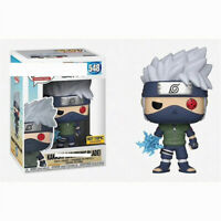 Funko POP! Naruto Hatake Kakashi Action Figure In Box For Kids Xmas Gift 10cm