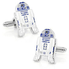 STAR WARS R2D2 DELUXE CUFFLINK SET IN GIFT BOX(THESE ARE EXCELLENT QUALITY)