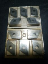 10 Valenite Dnmm 544el And 544er Carbide Grade Vciii Inserts Cutters