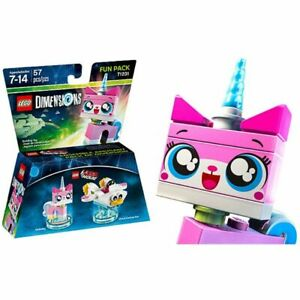 Lego Dimensions The Lego Movie Unikitty Fun Pack 71231 🎁FREE SHIPPING🎁 Z