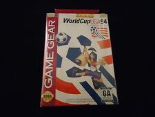 World Cup USA '94 (Sega Genesis, 1994) **BRAND NEW** Sealed! Soccer