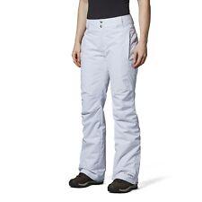 Columbia Women's Bugaboo II Pant in White  Size XL 81436