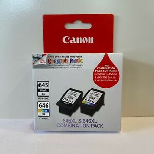 Canon 645XL & 646XL Combination Pack Ink
