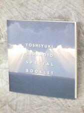 YOSHIYUKI SADAMOTO Special Booklet Art Illustration Book Evangelion Ltd *