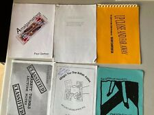 #4 Bundle Lecture Notes Beam, Paul Gertner, Thomas, Ostin, Goldman, Carpenter