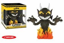 Cuphead Super Sized Vinyl Collectible Figur The Devil 15 cm NEU & OVP