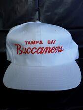 VTG Tampa Bay Buccaneers Sports Specialties Script Snapback Hat Youngan Cap NFL