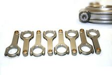 """FORD 302 347 5.400"""" 0.912"""" PIN 4340 Forged H-BEAM CONNECTING ROD W/ARP8740 BOLTS"""