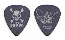 Saliva Wayne Swinny Signature Gray Tour Guitar Pick #2