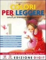Colori per leggere vol.1 A.Mondadori scuola, Cantarella codice:9788824740876