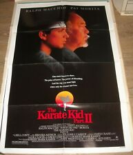 Posters USA MCP401 Karate Kid Part II Movie Poster Glossy Finish