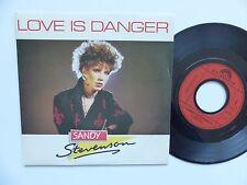 sandy stevenson lOVE IS DANGER 885082 7