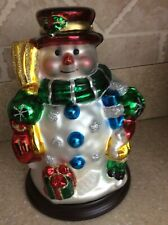 New ListingThomas Pacconi Classics Snowman