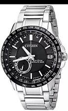 Citizen Eco-Drive Men's Satellite Wave World Watch CC3005-85E