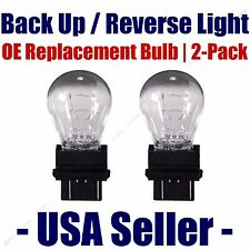 Reverse/Back Up Light Bulb 2pk - Fits Listed Chrysler Vehicles - 3157