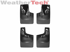 WeatherTech Custom MudFlaps for Chevy Colorado w/o Flares - 2015-2018 - Full Set