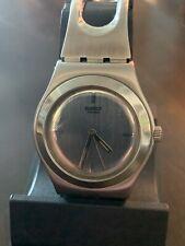 SWISS SWATCH IRONY Wrist Watch, Stainless Steel Mirror Face AG2004