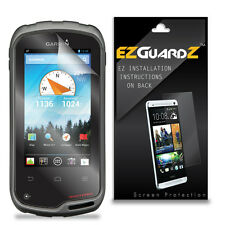 2X EZguardz LCD Screen Protector Cover HD 2X For Garmin Monterra GPS (Clear)