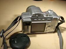 Panasonic Lumix DMC-FZ5 12X Optical Zoom Digital Camera with Charger, Carry Case