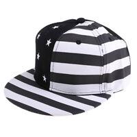 Casquette de Baseball Règlable Hip-Hop Snapback Casquette Chapeau Sport