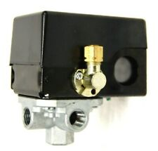 69jf8ly2c Pressure Switch With Unloader Valve Amp Lever Two Stage 115 On 150 Psi Off