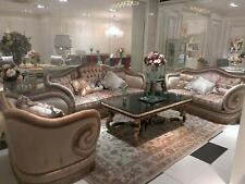Classico Osti 3+1 Barocco Rococo Stile Antico Divano Divano Divani SB53 Nuovo