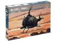 2742 BO 105 / PAH.1 Helicopter  ITALERI 1/48 plastic model kit