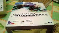 Macromedia authoware 4 education version +macromedia 6