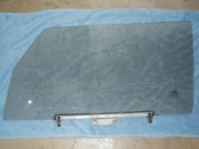 Classic SAAB 900 2 Door Hatchback Left Driver's Door Window Glass Bronze Tint