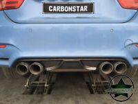 Cstar Carbon Gfk Heckdiffuser Diffuser AK Stil passend für BMW F80 M3 F82 F83 M4