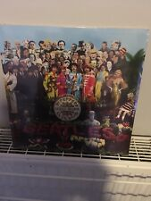 The Beatles Sgt Peppers Remastered Vinyl LP Album,  New Sealed 180gm
