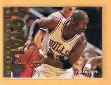 1995-96 Fleer European Total D Michael Jordan #200 Chicago Bulls