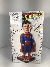 NECA DC Comics Originals Superman Head Knockers/ Bobble head