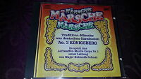 CD Märsche,Märsche, Märsche 2 - Album 1987