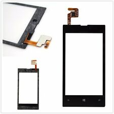 Black Outer Touch Screen Glass Panel Repair Digitizer for Nokia Lumia 520