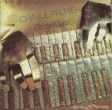 Charlie Palmieri Electro Duo CD No Plastic Seal